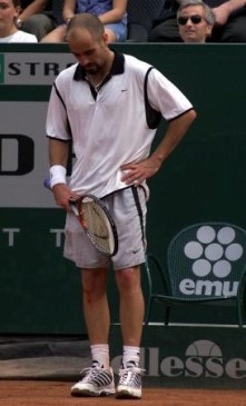Andre Agassi Thoughts