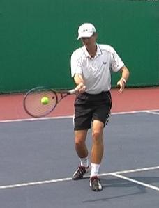 how to play forehand