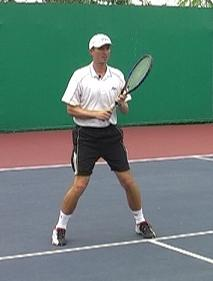 tennis split step