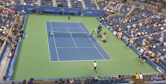 What are the best seats to have to watch a tennis game ...