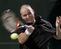 andre agassi biography