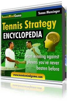 tennis strategy and tactics
